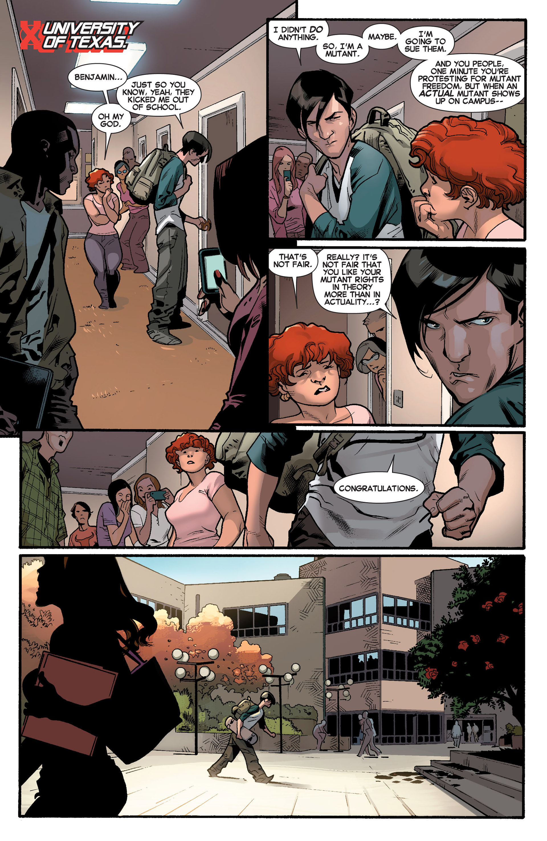 Read online All-New X-Men (2013) comic -  Issue #5 - 6