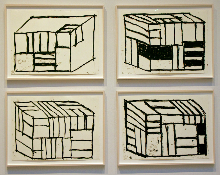Tomatoes From Canada: Sean Scully at Cheim & Read
