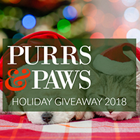 Purrs & Paws Giveaway