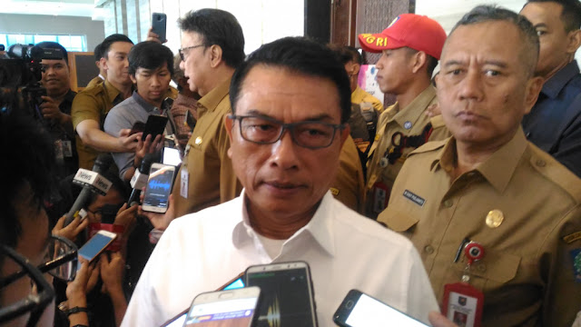 LRT Palembang Merugi, Pak Moeldoko Tak Mau Pemda Mengoceh