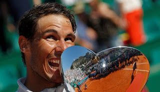 Nadal to return on Monte Carlo Masters clay
