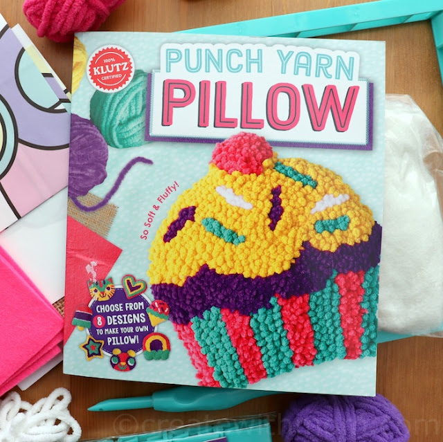 klutz punch pillow