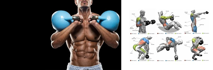 6 Kettlebell Exercises To Burn Fat & Get Ripped