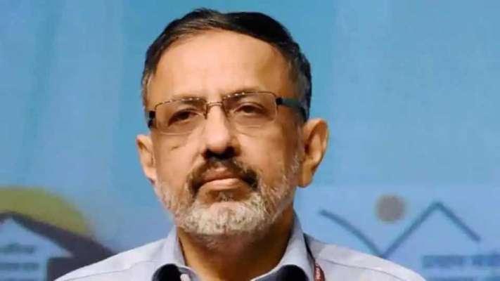 Cabinet Secretary Rajiv Gauba