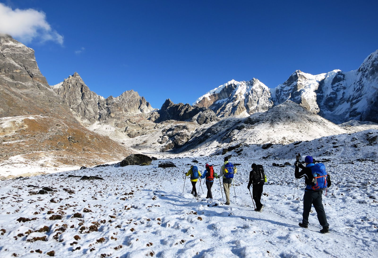 Everest base camp trek is the adventure of a lifetime, a journey for those whose have a dream of Mt Everest.