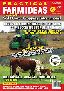 Practical Farm Ideas Vol 25-1 Spring 2016