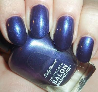 Sally Hansen CSM - Purple Pulse