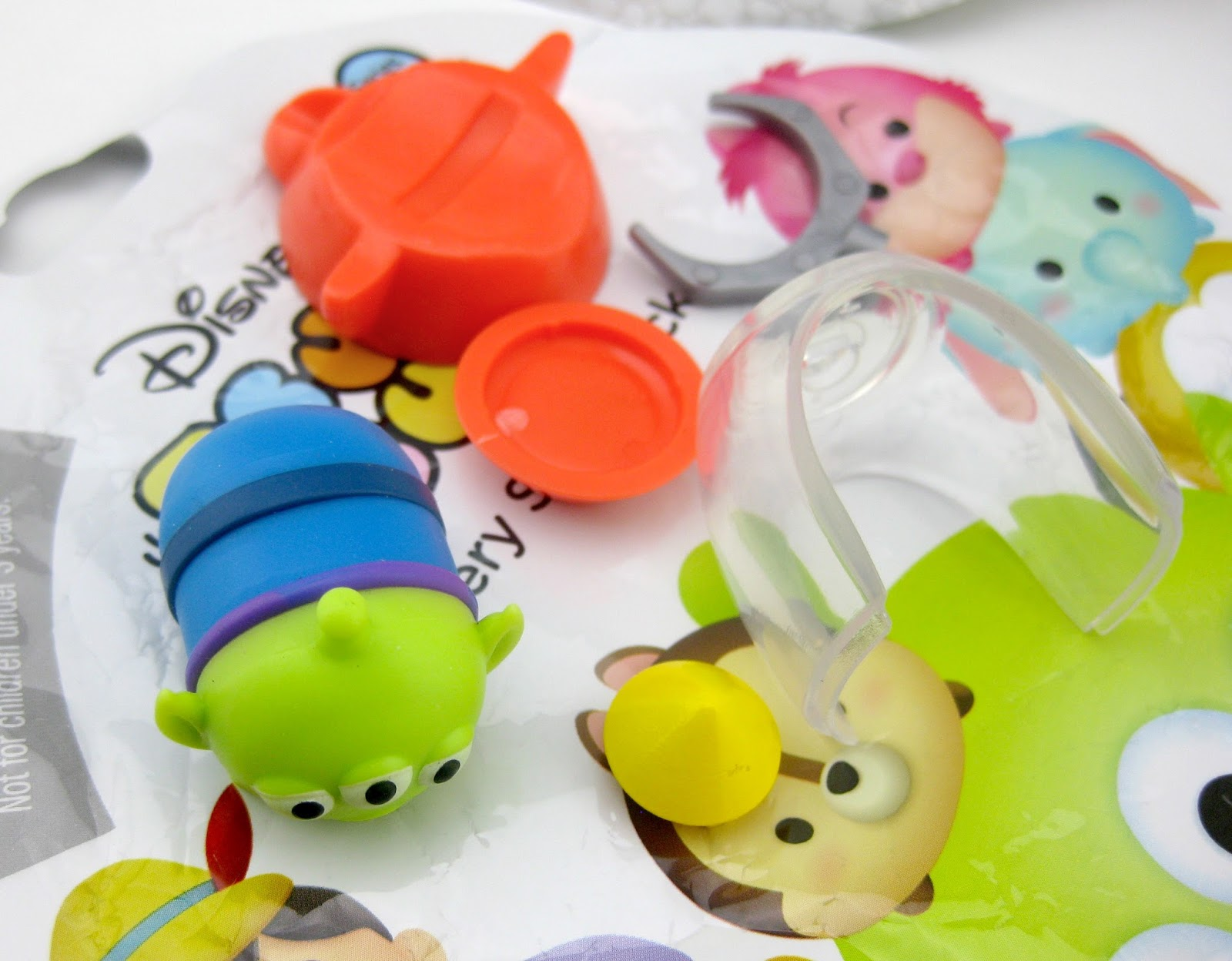 Disney Tsum Tsum Mystery Stack Packs by Jakks Pacific (Series 2) alien