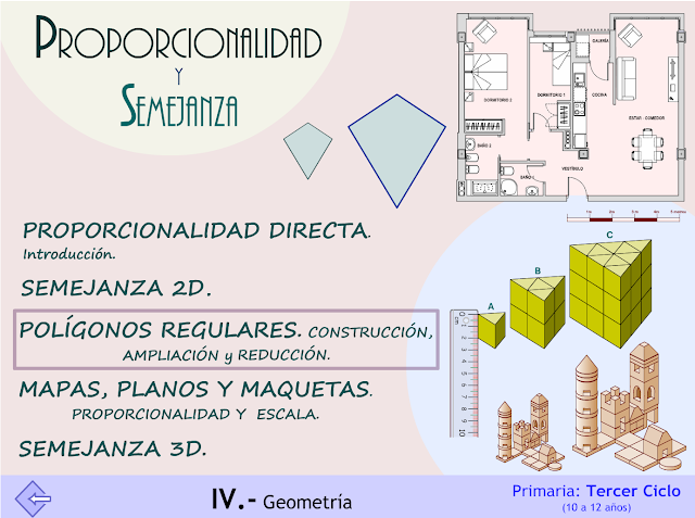 Proporcionalidad y semejanza