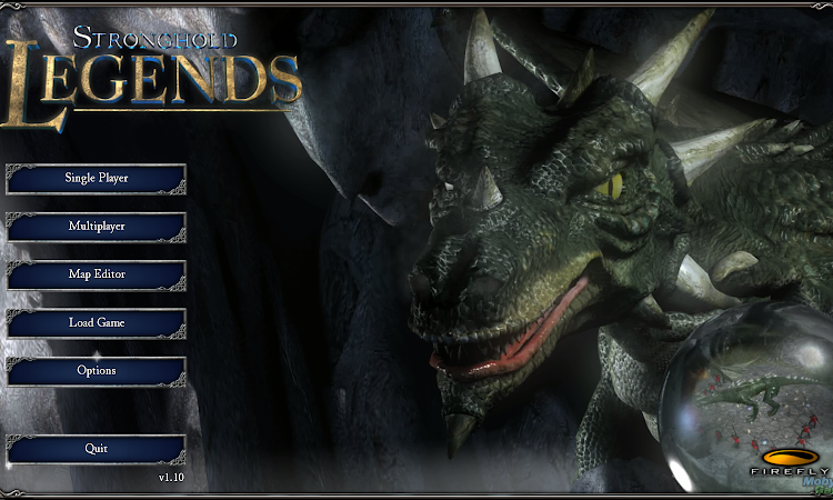 Game Stronghold Legends PC