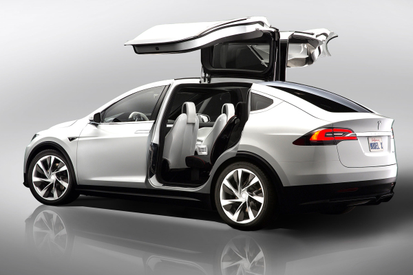 Tesla Model X - Adiccion Web 2