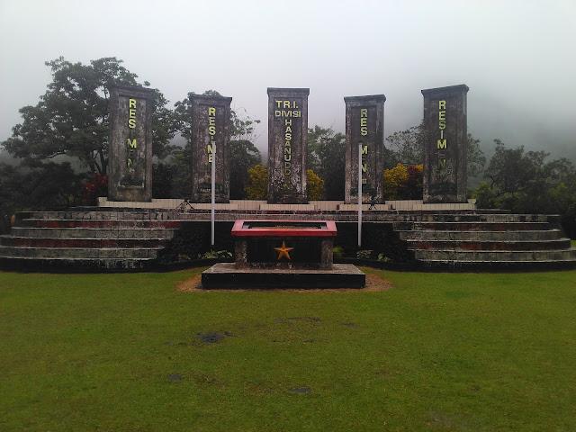 Monumen Paccekka, tempat dilaksanakannya Konferensi Paccekke