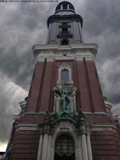 Sankt Michaelis Kirche, Michel, Hamburg