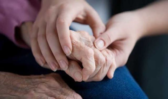 The three main symptoms related to Parkinson's are:  - Tremor (trembling fingers and hands) - Rigidity (stiffness) - Slowness of movement and loss of balance