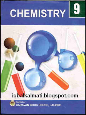 Chemistry 9th Class Textbook in English PDF