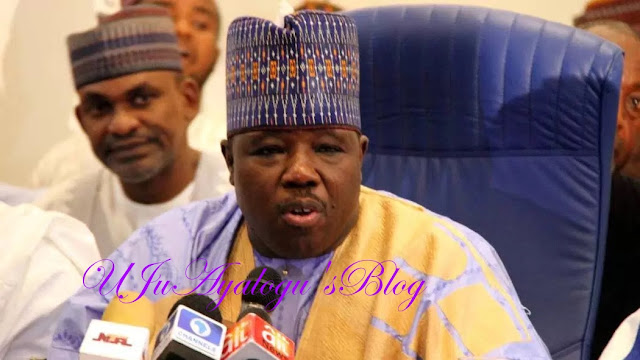 Gov Shettima is Boko Haram boss, keeper of Chibok girls, Sheriff alleges