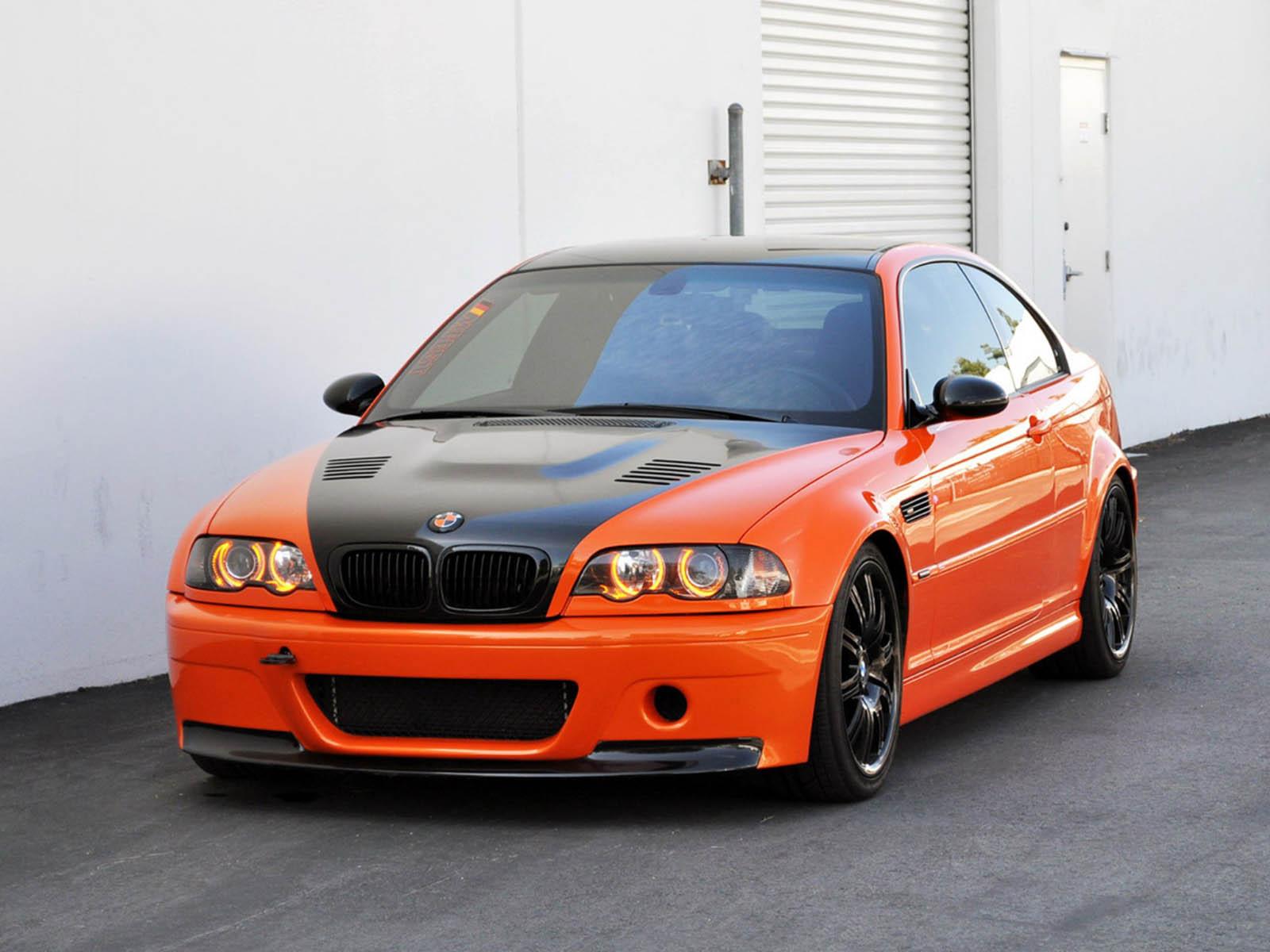 BMW M E CSL Car Wallpapers