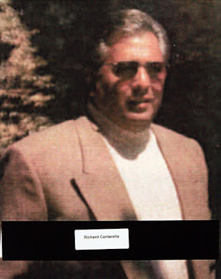 Richard Cantarella was star of his own reality tv show.