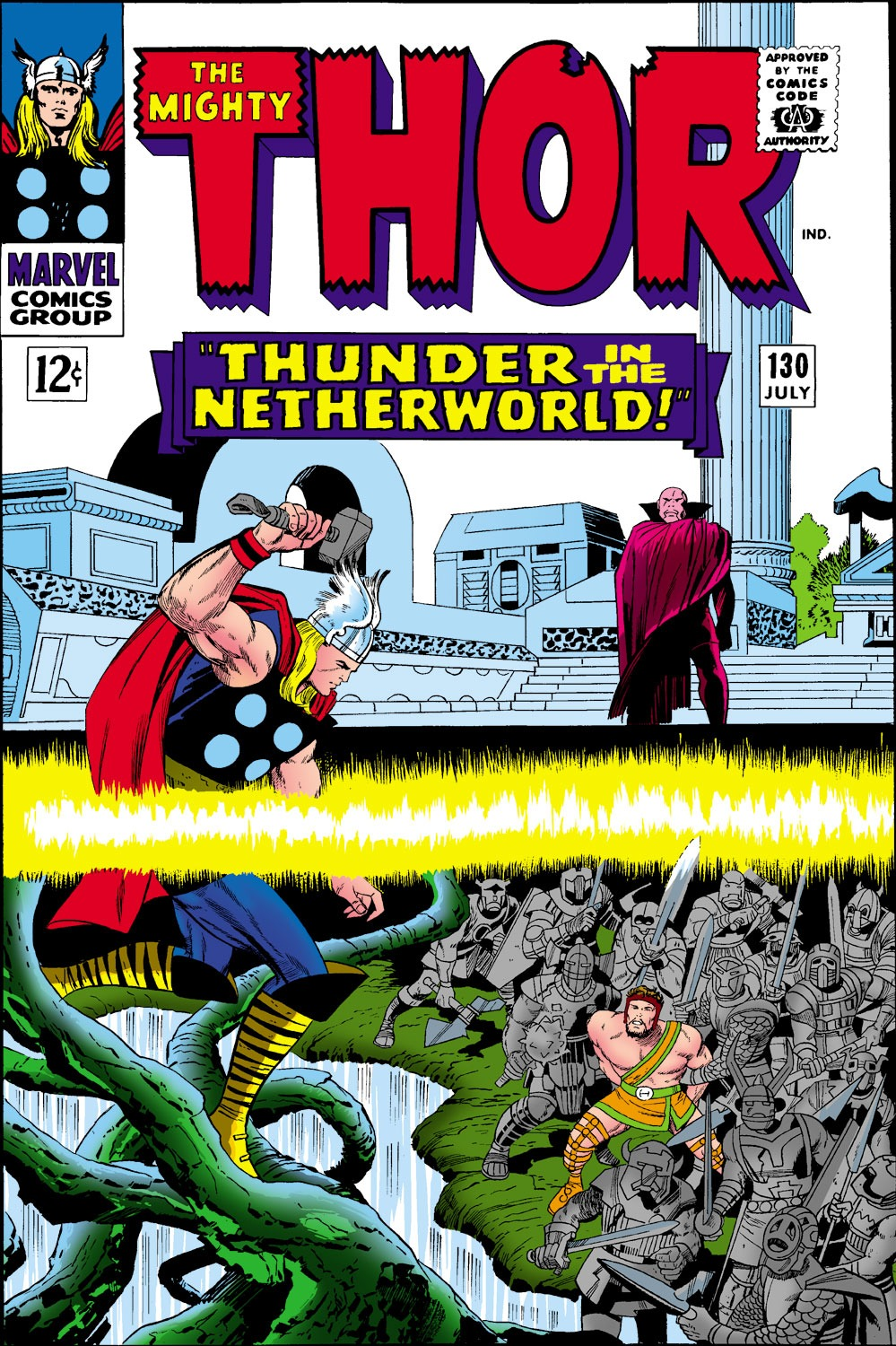 Thor (1966) 130 Page 1