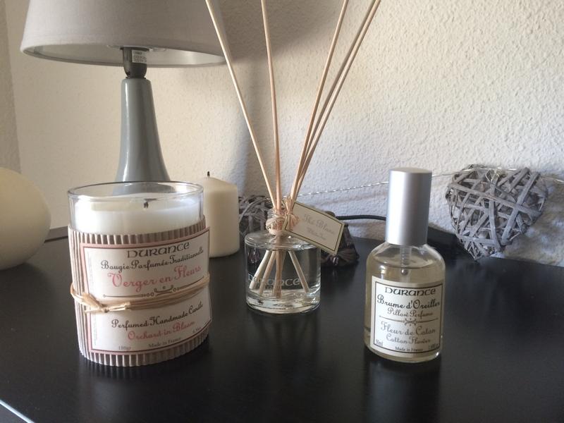 DURANCE : Présentation des parfums