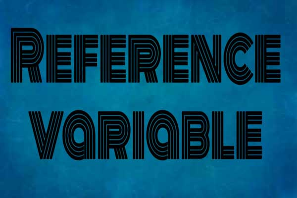 reference variable in c++ programming, learn c++ programming