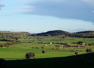 Paisaje - paysage - landscape Sierra de Guara