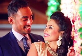 Kerala Engagement Story VIVANTA By Taj Kovalam | Vishnu & Sibi
