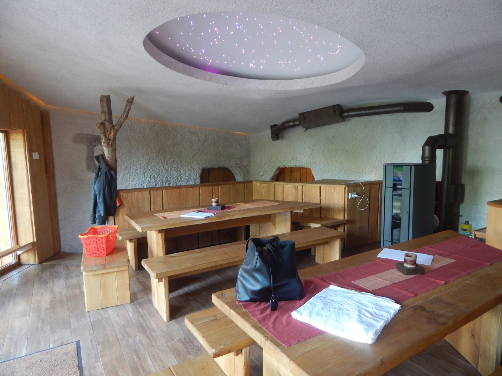 Erdhaus Innen freiwillige feuerwehr sommerhausen juni 2016