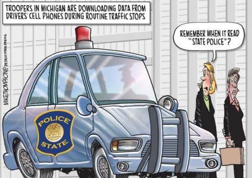 The Federalist: Police Searching Your Cell Phone Without A