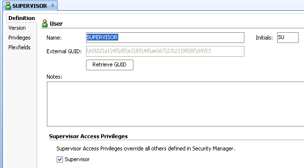 More to life   : ODI Series – External authentication with