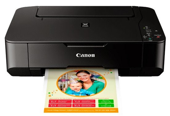 Canon PIXMA mp237 Resetter Download