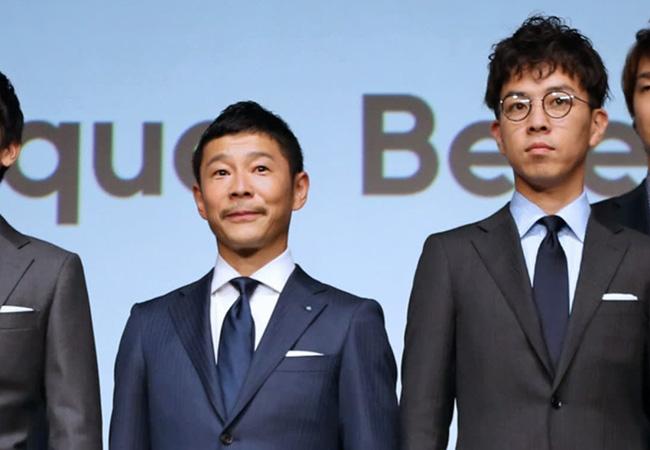 Tinuku Fashion guru Yusaku Maezawa lands first SpaceX moon flight