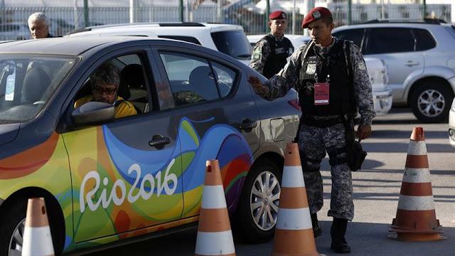 Brasil despide a la agencia de seguridad de Rio 2016