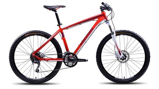 Spesifikasi dan harga sepeda gunung polygon cozmic cx 1.0