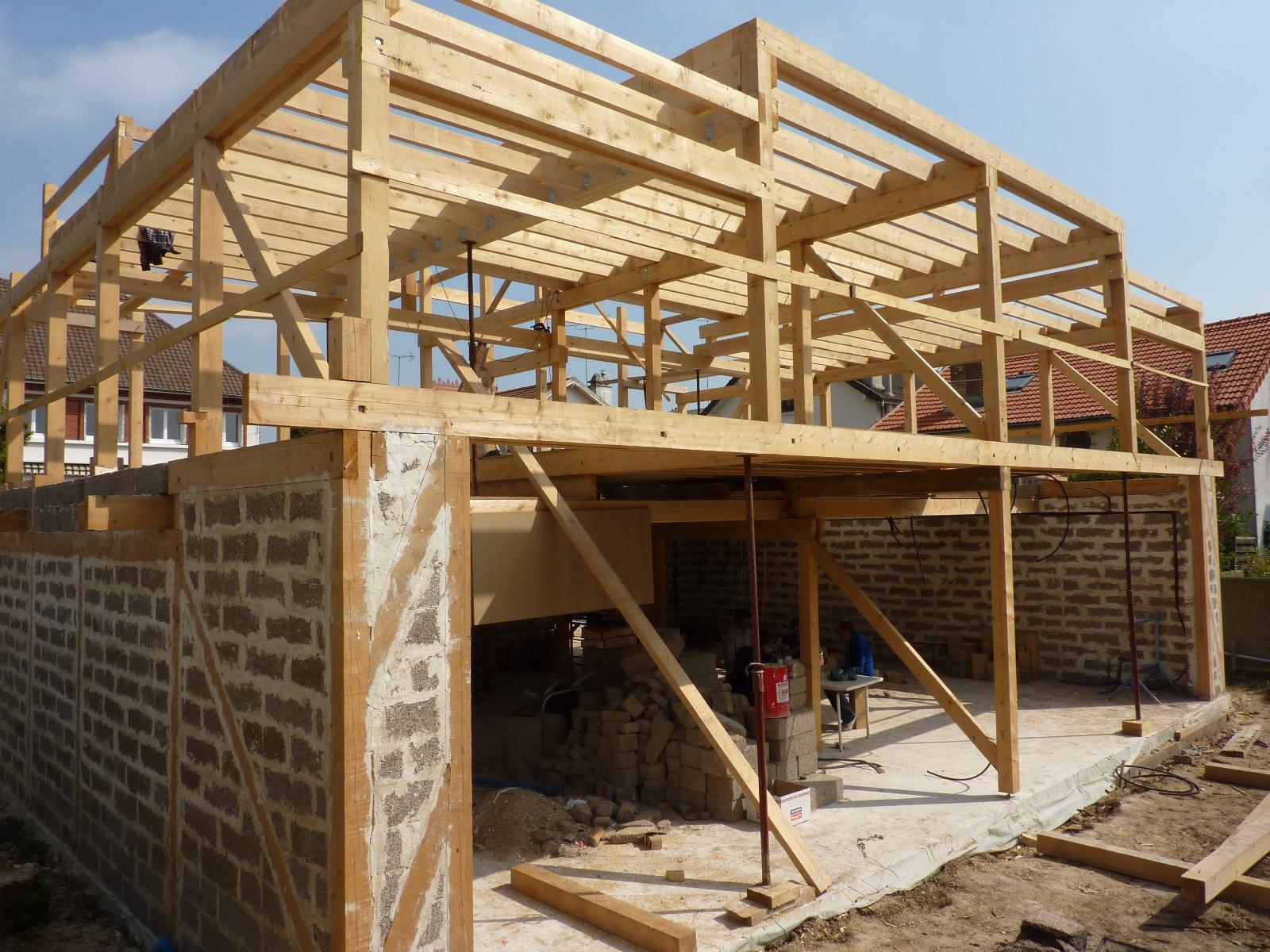 architecte maison en bois architecte maison bois paris. Black Bedroom Furniture Sets. Home Design Ideas