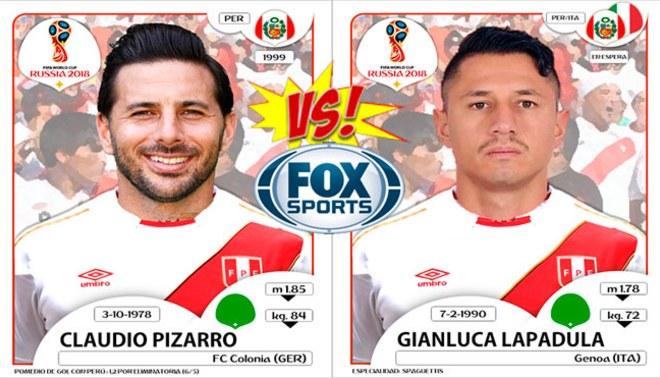 ¿Lapadula o Pizarro? Quién sería reemplazo de Paolo Guerrero
