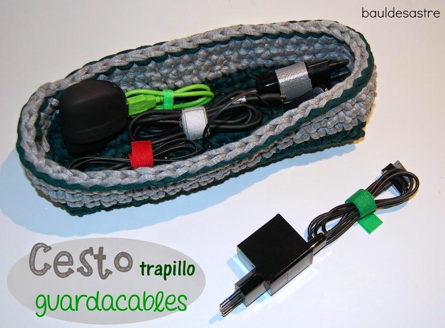 cesto trapillo guarda cables
