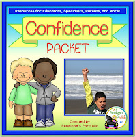Confidence Character Education - Social Skills Teaching Packet