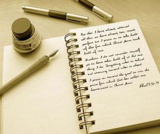 Contoh Langkah-langkah Cara Menulis dan Membuat Puisi dengan Mudah