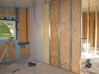 notre maison ossature bois bioclimatique 11 01 11. Black Bedroom Furniture Sets. Home Design Ideas