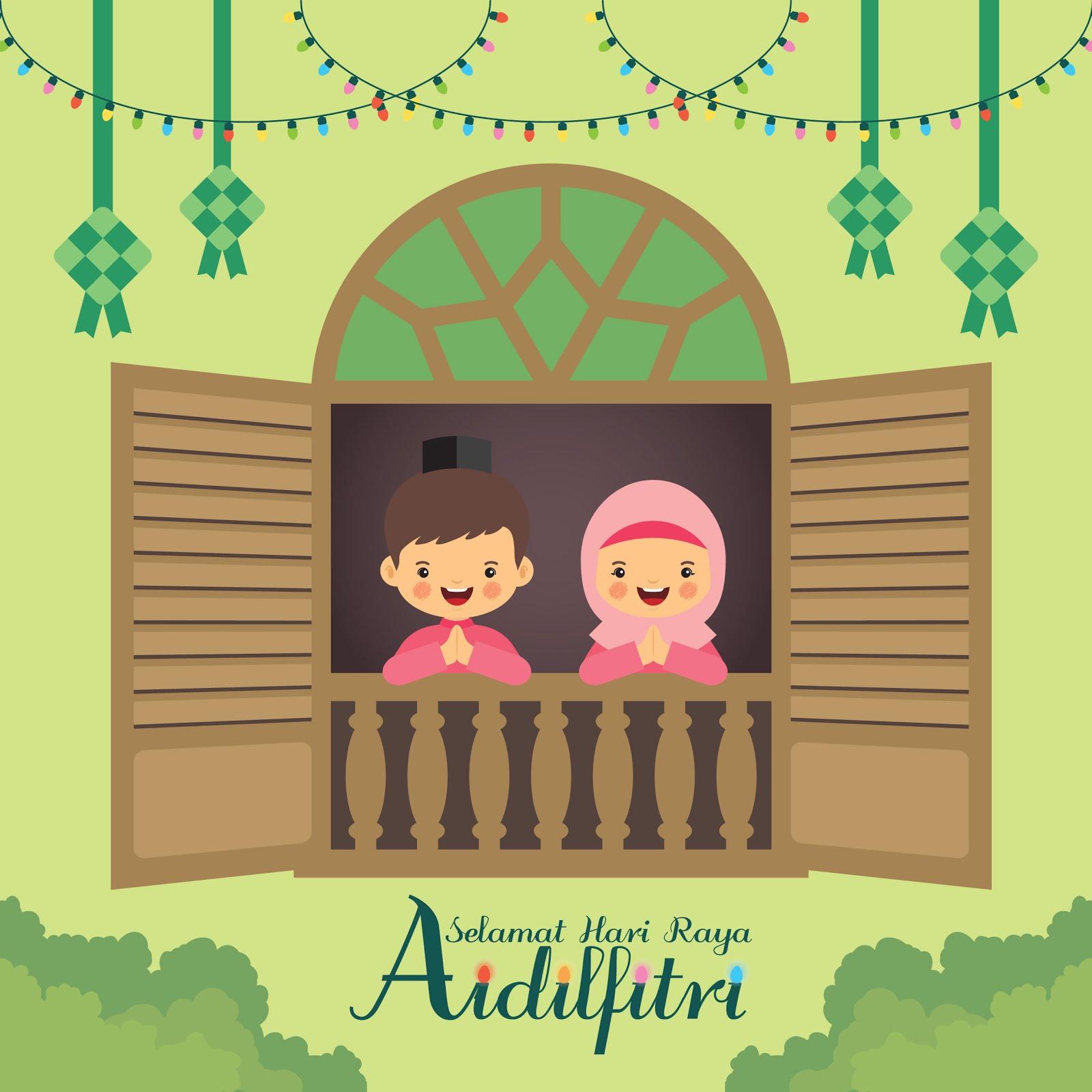 Bentuk Ucapan Idul Fitri Yang Benar Menurut Islam