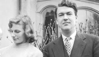 Hilary Ann Bardwell and Kingsley Amis