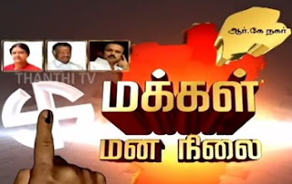 By Election: What is the Mentality of RK Nagar People..?