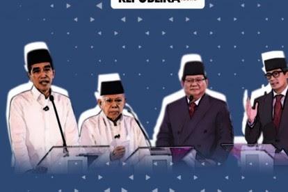 Survei: Ada Split Pemilih PKS Pilih Jokowi-Ma'ruf
