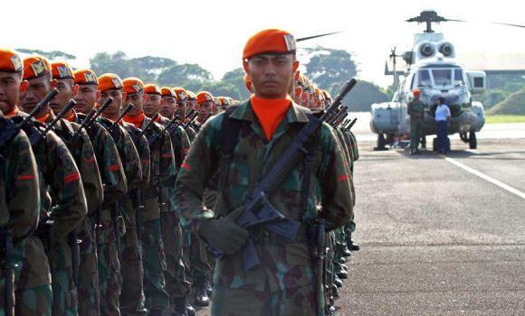 Gladi Bersih HUT TNI AU