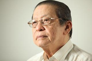 Kit Siang Takut Istihar Dia Ketua Pakatan Harapan