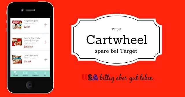 Spare mit diesem App bei Target