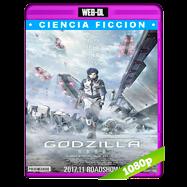 Godzilla: El planeta de los monstruos (2017) WEB-DL 1080p Audio Trial Latino-Japones-Castellano