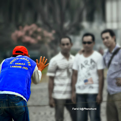 fotografer wisata, kisah fotografer, foto langsung jadi