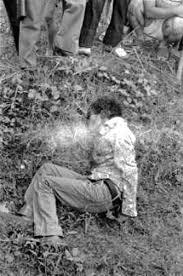 Penembakan misterius (petrus) yang terjadi di indonesia tahun 1980